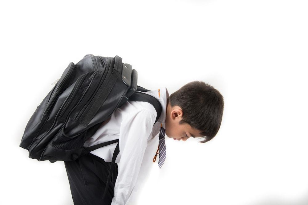 Ergonomiczny plecak szkolny